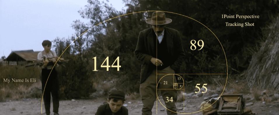 Film - złoty podział