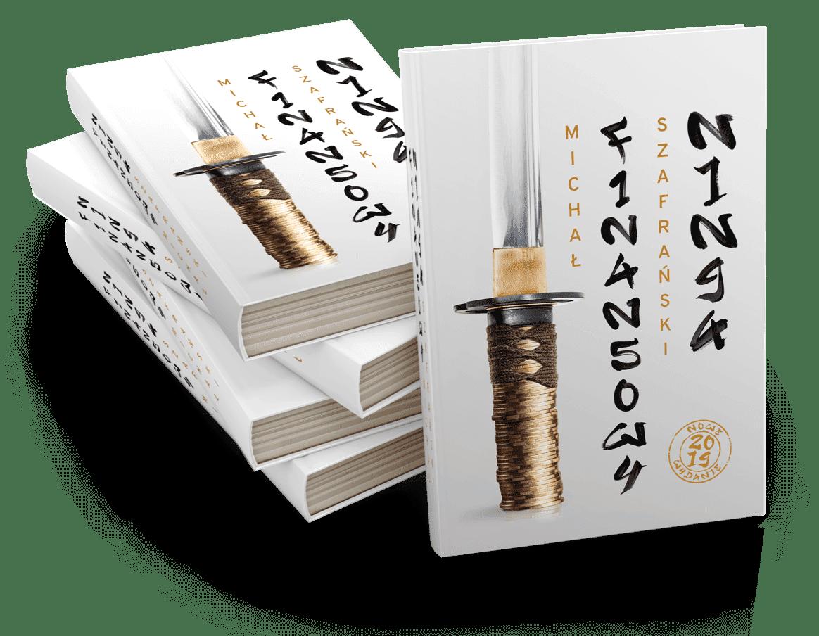 Książka - Finansowy Ninja - Michał Szafrański