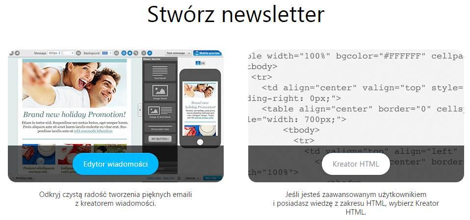 Jak wysłać newsletter