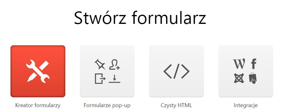 Jak stworzyć formularz newsletter na bloga