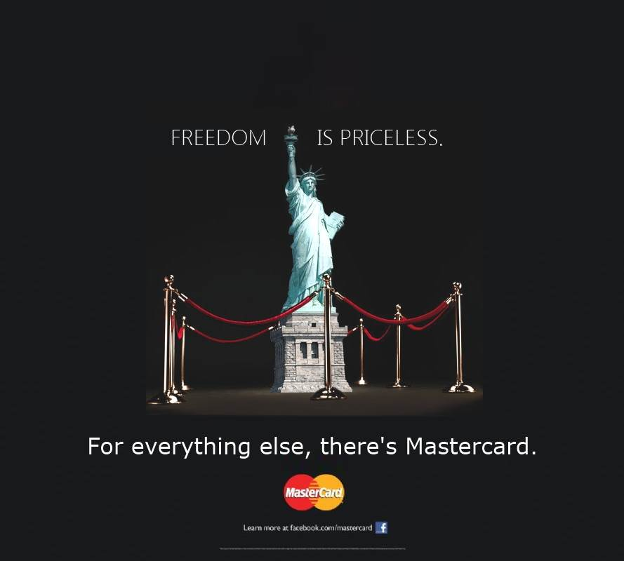 Hasła reklamowe - Mastercard