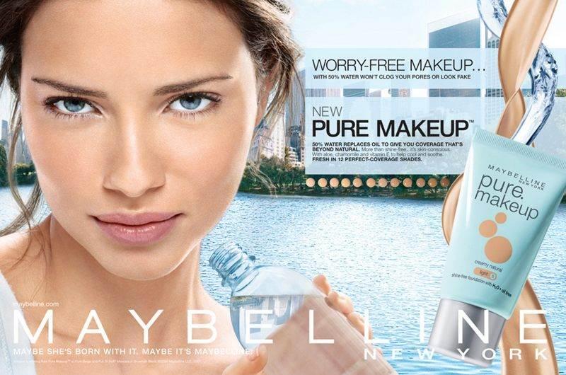 Hasła reklamowe - Maybelline