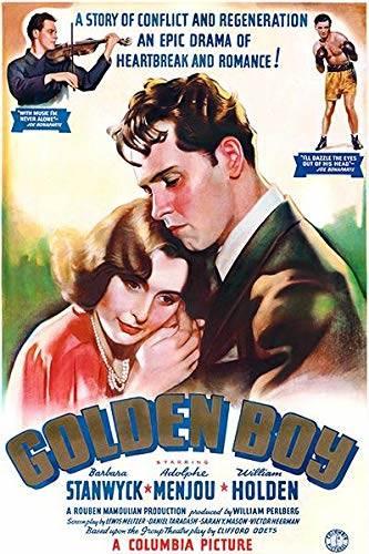 Plakat - złoty podział