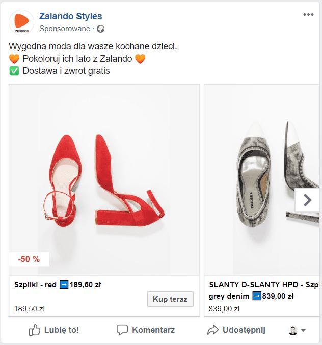 Remarketing sklepu internetowego