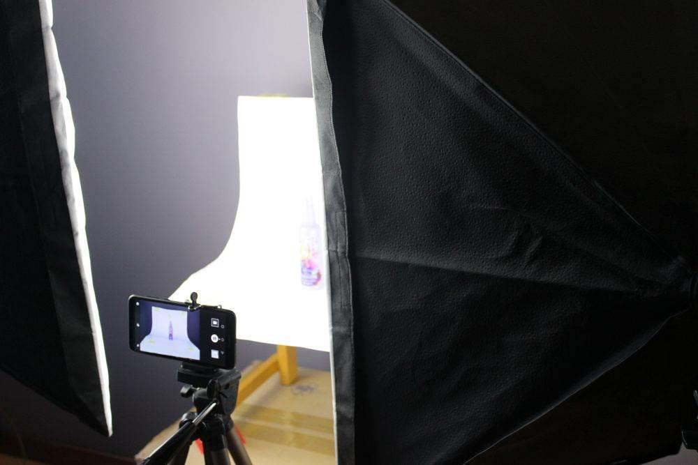 Fotografia produktowa – ustawienie 2